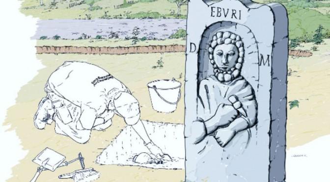 """Actualités : exposition """"Nécroscopie, une nécropole d'Augustodunum sous le regard de l'archéologie"""""""