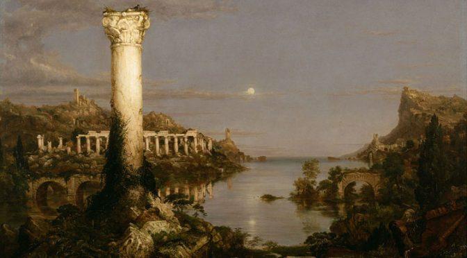 Actualités : journée d'étude «Naissance et chute des empires : les modèles antiques et leurs postérités