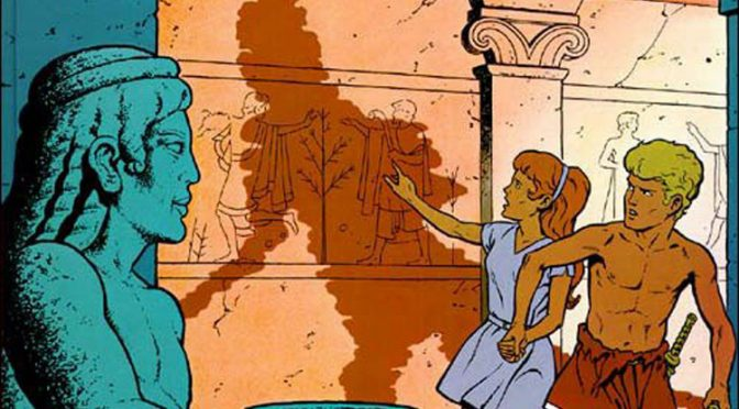 """Actualités : appel  à communication journée d'étude """"La bande dessinée historique, un objet d'histoire ?"""""""