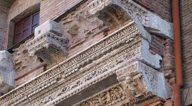 Du côté du doctorat : école d'été «Les réemplois en architecture, entre Antiquité et Moyen Âge»