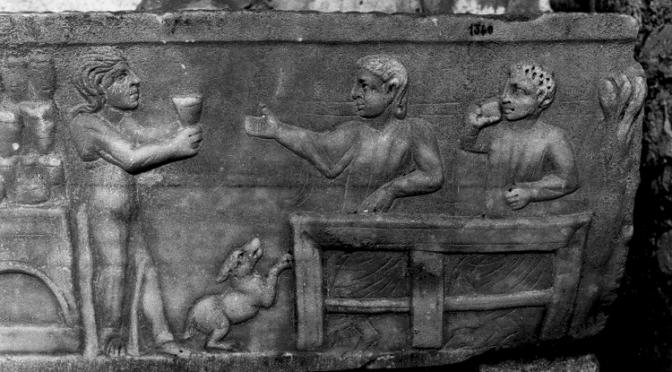 Actualités : journée d'étude «Normes et institutions de l'hospitalité dans l'Antiquité méditerranéenne : regards sur l'Antiquité tardive»