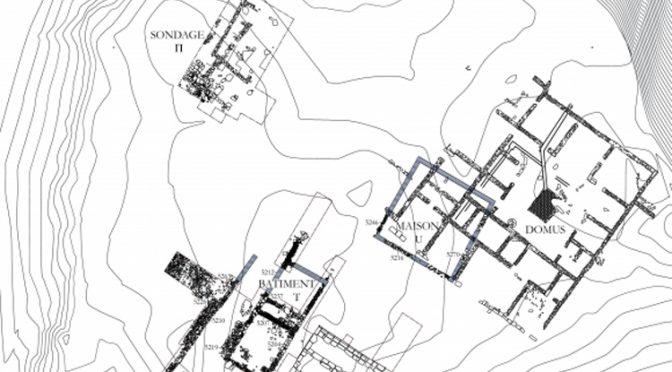Du côté du doctorat : appel à candidature au chantier archéologique de Tricarico et Serra del Cedro