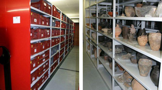 Actualités : appel à communication «L'accessibilité en question(s) : faire vivre les biens archéologiques mobiliers et la documentation associée»