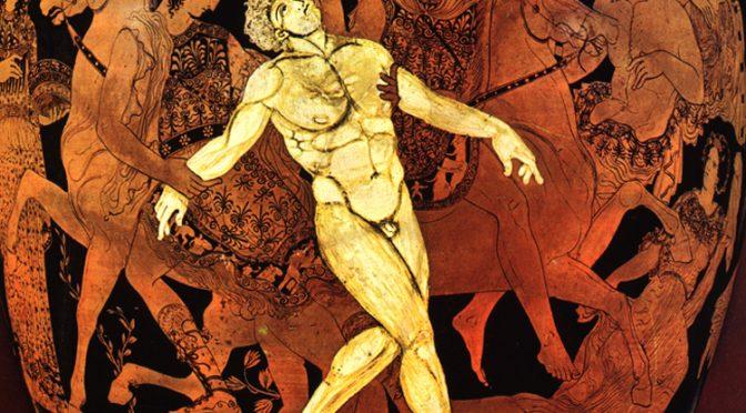 Actualités : colloque «Un dieu peut-il mourir ? Enquête sur la fin des cultes dans l'Antiquité gréco-romaine»