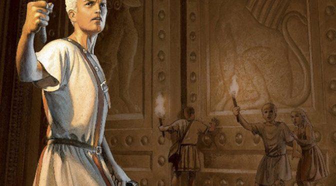 Compte rendu «Alix senator, tome 5 : Le hurlement de Cybèle»