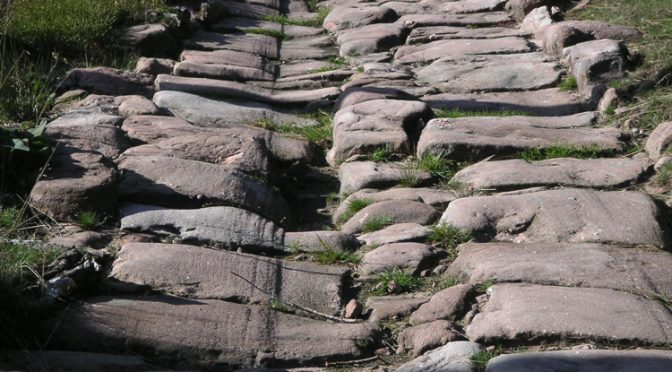 Actualités : table ronde «La route antique et médiévale : nouvelles approches, nouveaux outils»