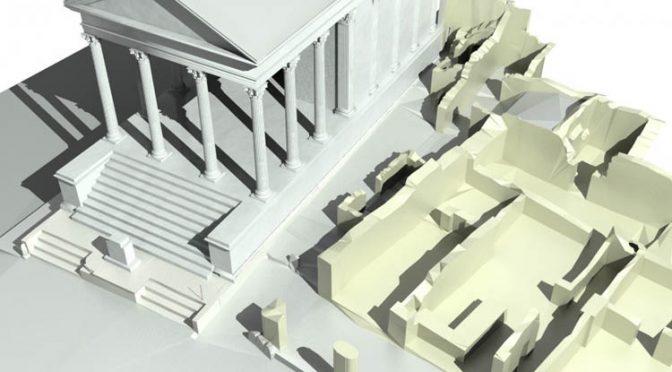 Compte rendu du colloque «Côtoyer les dieux, l'organisation des espaces dans les sanctuaires grecs et romains»