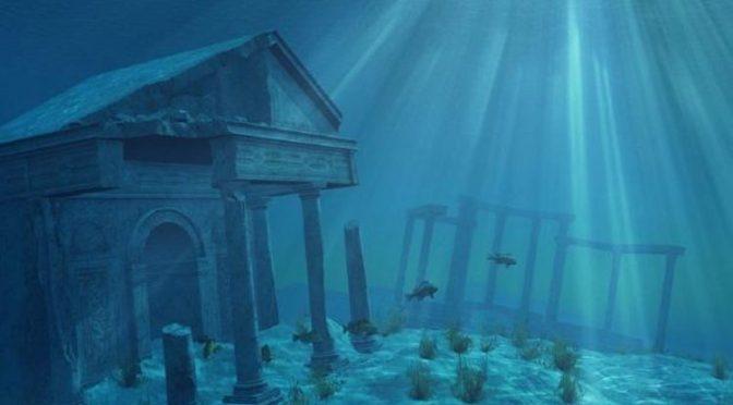Compte rendu «Atlantide, la cité disparue»