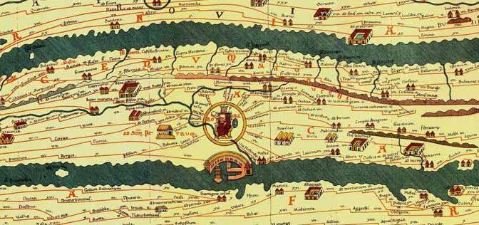 Actualités : colloque «L'esprit des lieux : mémoire, toponymie et patrimoine dans le monde romain»