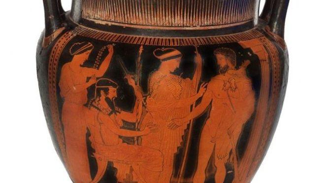 Dieux, héros et mortels dans la Grèce ancienne