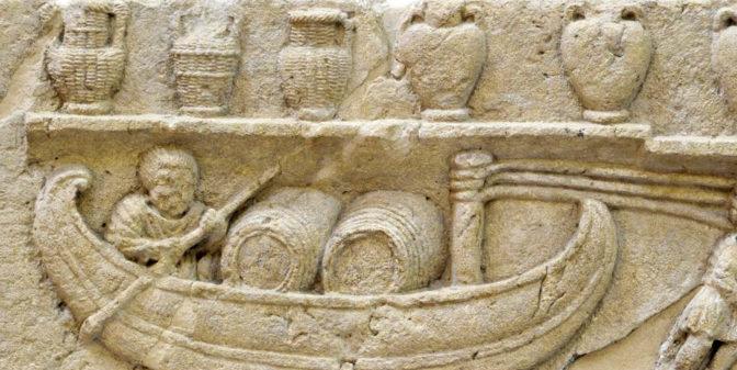 Les modes de transport dans l'Antiquité et au Moyen Âge. Mobiliers d'équipement et d'entretien des véhicules terrestres, fluviaux et maritimes