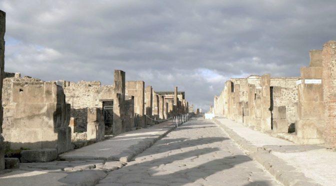 """Commentaire du film """"Un jour de 79 : la destruction de Pompéi"""""""