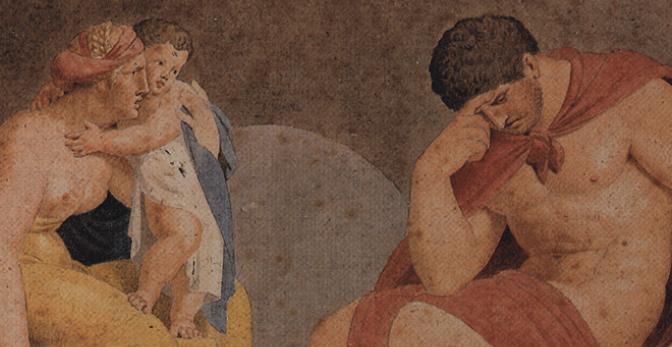 La peur et les traumatismes psychologiques et physiques produits par les conflits armés dans l'Antiquité