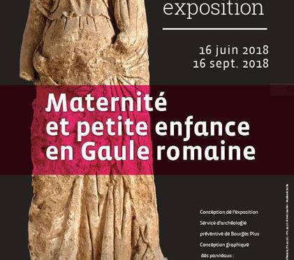 Maternité et petite enfance en Gaule romaine
