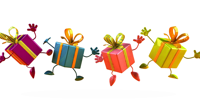 Nos antiqu'idées de cadeaux pour un Noël réussi !