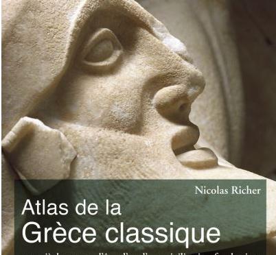 Atlas de la grèce classique (ve – IVe siècle av. J.-C)