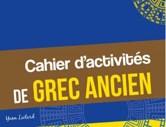 Cahier d'activité de grec ancien