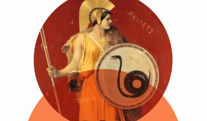 Achille, héros de la guerre de Troie