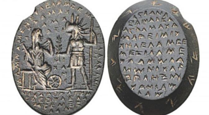 Les noms divins comme langage du polythéisme, entre Grèce et Phénicie