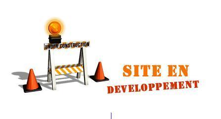 Site en cours de développement