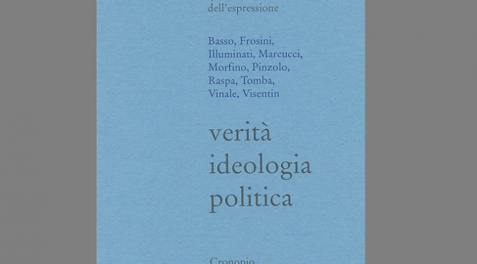 Stefano Visentin: Verità e visibilità della politica in Rancière e Badiou
