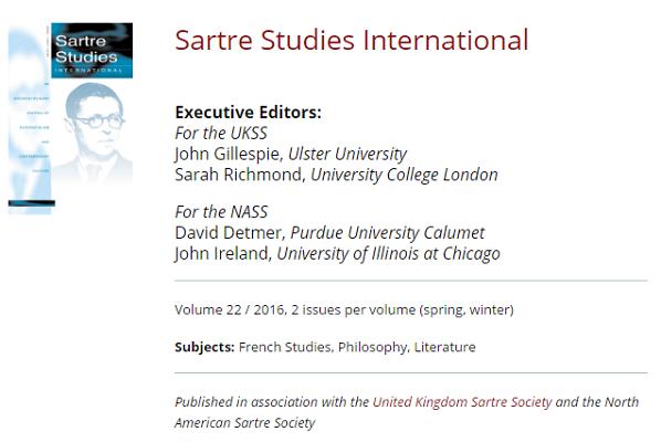 sartre-studies-22