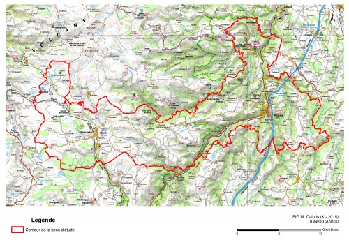 Figure 2 Carte générale SCAN100_2