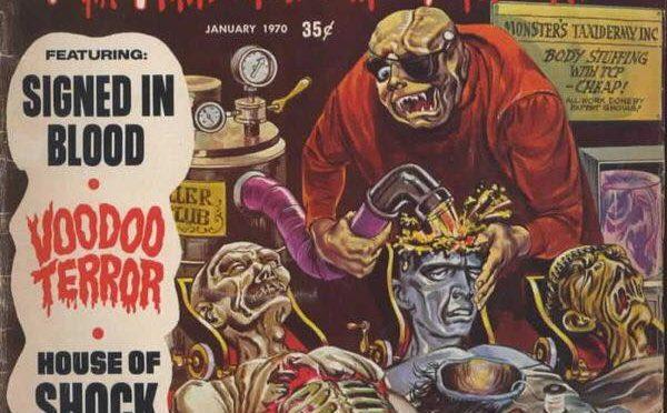 Radioscopie de la peur : une histoire du film d'horreur