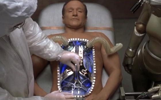 L'homme bicentenaire : la mort, ce qui distingue le robot de l'humain