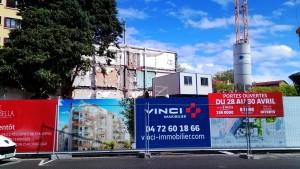 Un projet urbain à Gerland (Lyon, 69007)
