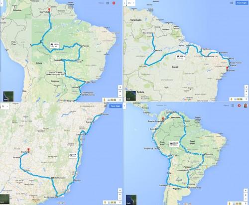Tour du Brésil