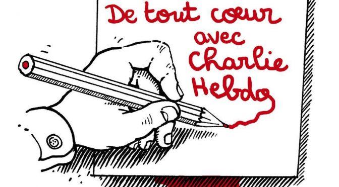 <b>De l'expérience de chroniqueur à Charlie Hebdo à la tragédie et après</b>