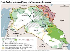 La mosaïque ethno-confessionnelle en Syrie et Irak