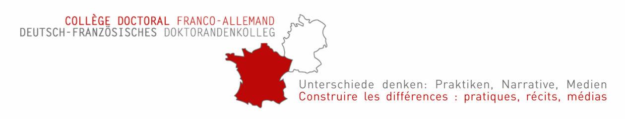 Collège doctoral franco-allemand / Deutsch-französisches Doktorandenkolleg