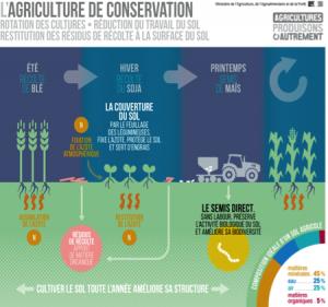 L'agriculture de conservation