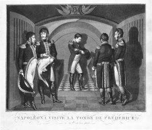 Napoleon_Grab Friedrich II._klein