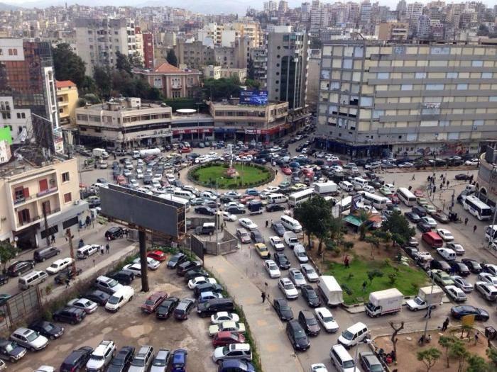 c. Sylvain Mercadier, The Abd al-Hamid Karameh plaza, Tripoli, Lebanon