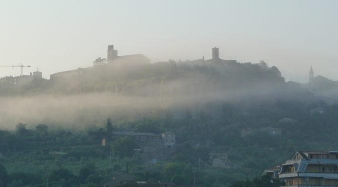 11. Vers Rome: de Florence à Orvieto (carnet CCXXXIV)