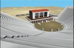 theatre delos