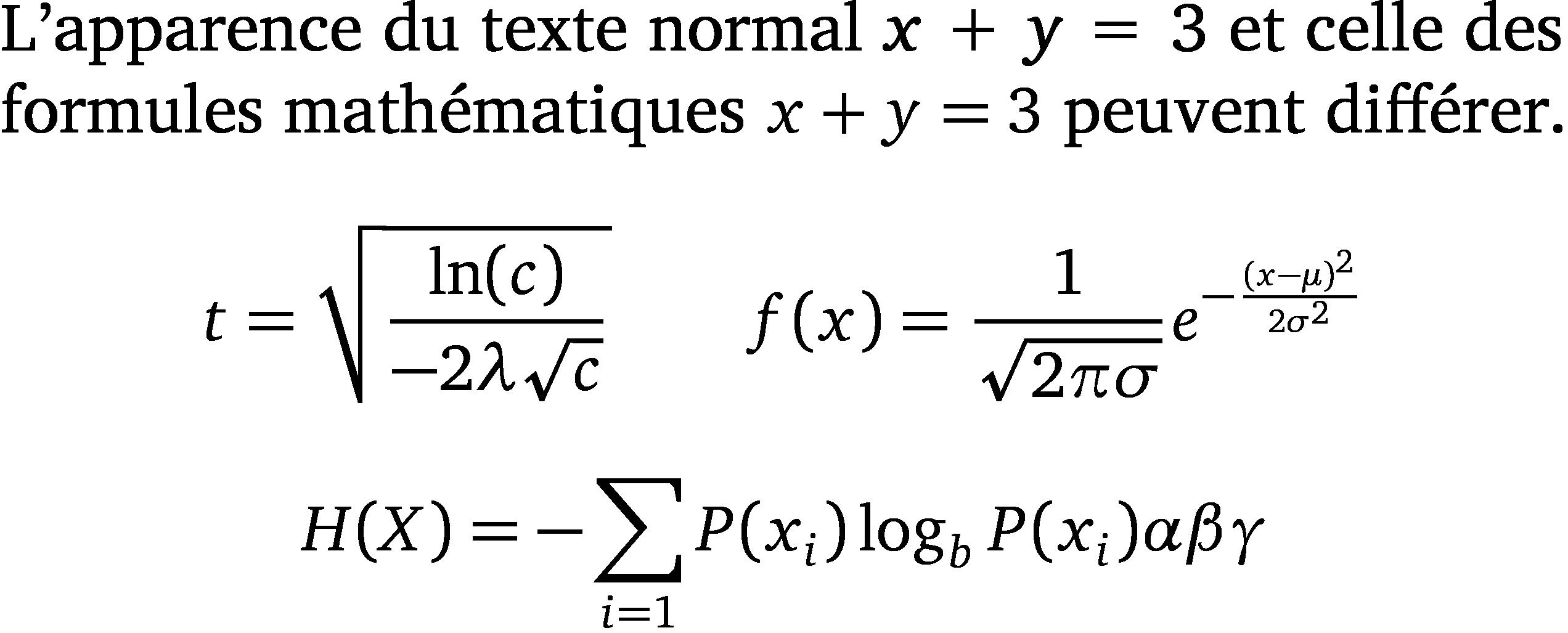 mathcharis