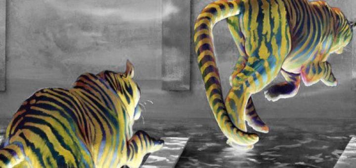 Cosa Dhers, Les Tigres (détail)