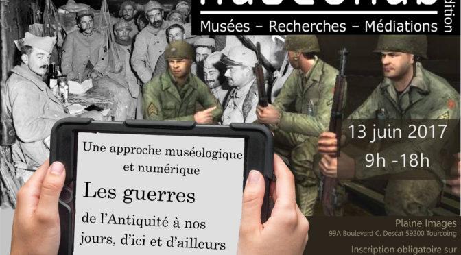 5e édition de MUSEOHUB – mardi 13 juin 2017 – Plaine Images à Tourcoing