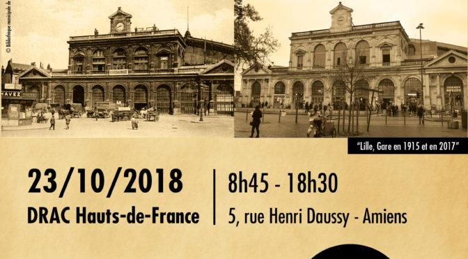 """MuséoHub6 2018 — """"La Mémoire de La Grande Guerre (1914-1918). Innover pour transmettre"""""""