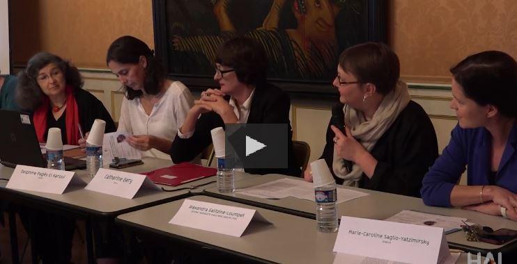 Vidéos. Journée d'étude «L'objet de la migration :  la construction de la figure de l'exilé par les objets dans l'espace narratif» 21 novembre 2016 (Inalco)
