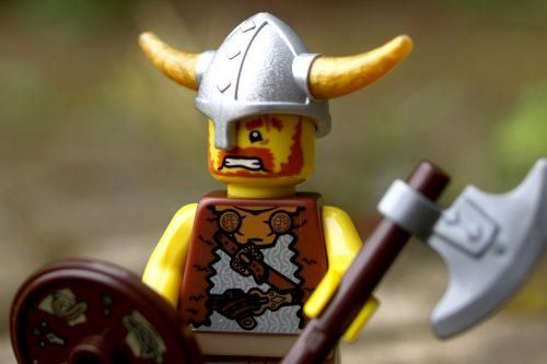 Wikinger sind bis heute Identifikationsfiguren. Foto: Nuwandalice via flickr (CC BY-NC-ND 2.0)