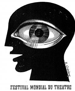 Figure 1. Gravure par Roland Grünberg. Archives de Meurthe-et-Moselle, cote du document : 68J9.