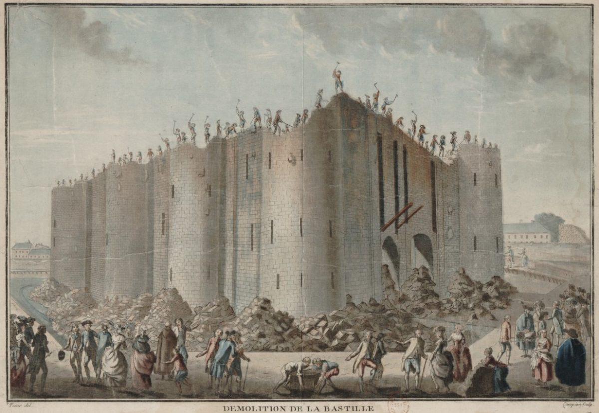 La prise de la Bastille à l'ère du soupçon