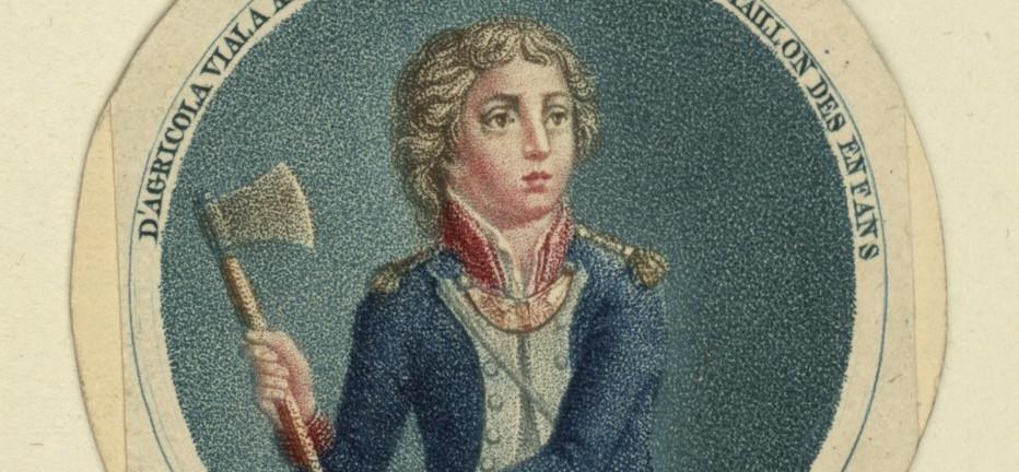 Une histoire brève de la littérature de la Révolution