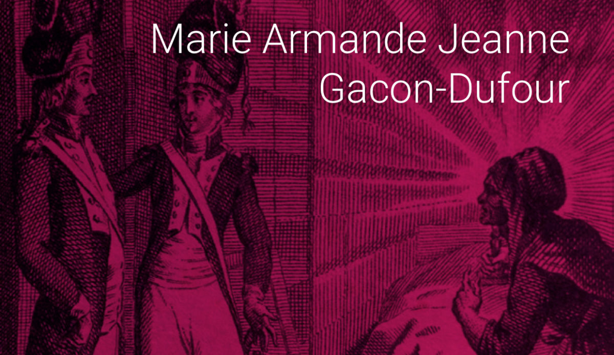 La Femme grenadier, 2eédition!