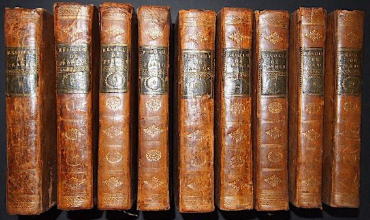 Bibliographie des premières histoires de la Révolution (1789-1814)